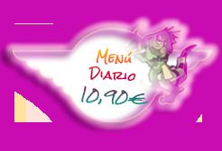 La Iguana Toledo menu diario